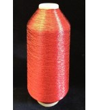 Metallic Embroidery Thread RED